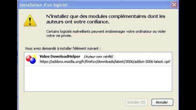 Video DownloadHelper est une extension qui permet de simplifier la sauvegarde des vidéos diffusées sur internet