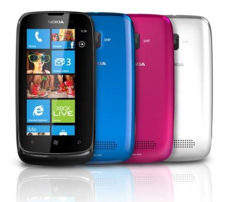 Le Nokia Lumia 610 débarque en France.