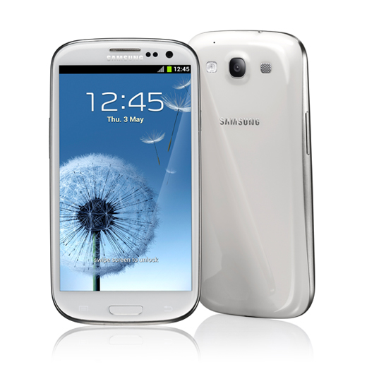 samsung galaxy s3 disponible en bleu chez b you Samsung Galaxy S3 : disponible en bleu chez B&You
