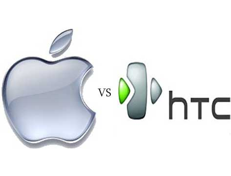 HTC vs Apple : pas de compromis !
