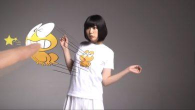 Absoberu-T : lorsque la réalité virtuelle s'invite sur vos T-Shirt