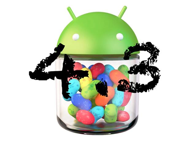 Android 4.3 Jelly Bean : immédiatement disponible pour toute la gamme Nexus