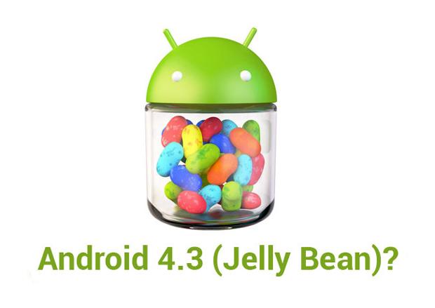 Android 4.3 : un nouveau build référencé JWR66V.S001.130708