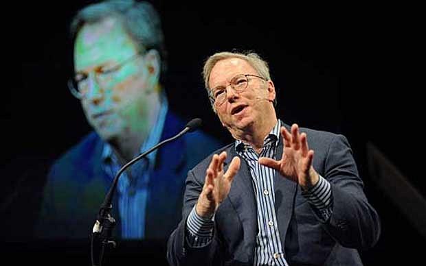 Google et Apple auraient enfin fait la paix selon Eric Schmidt