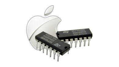 Apple : vers des processeurs produits en interne