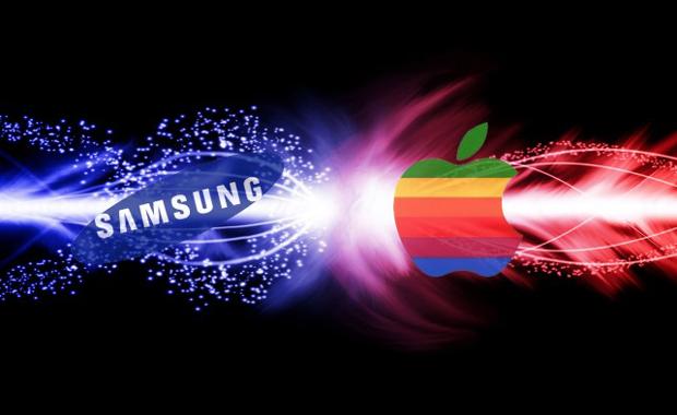 Apple vs Samsung : la hache de guerre enterrée à l'amiable ?