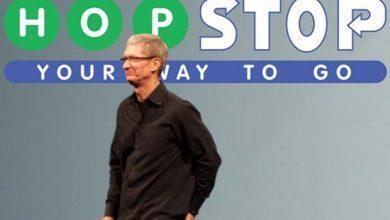 Cartographie : Apple poursuit sa stratégie boulimique