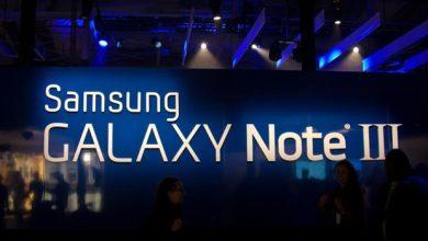 Galaxy Note III : pas un, mais plusieurs modèles