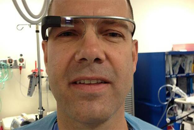 Google Glass : déjà un usage médical ?