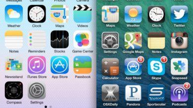 iOS 7 : déjà plus adopté que iOS 6
