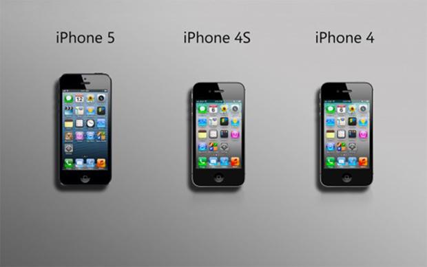 iPhone 5 : trop de concurrence des versions précédentes ?