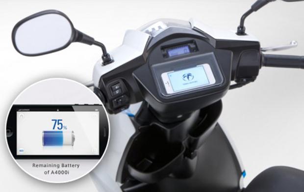 iPhone : pourquoi ne pas l'utiliser comme tableau de bord de son scooter ?
