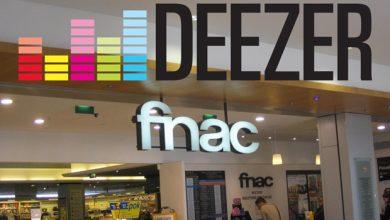 Musique : Deezer s'associe avec la FNAC