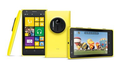 Nokia : le smartphone doté d'un capteur de 41 mégapixels s'appellera Lumia 1020