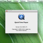 OS X : QuickTime dans le collimateur d'une mise à jour de sécurité