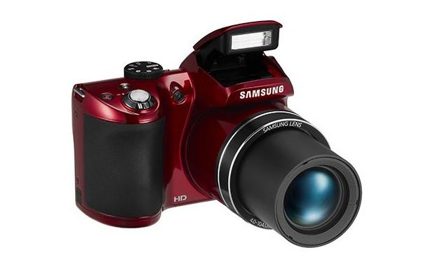 WB110 : Samsung élargit son offre photographique