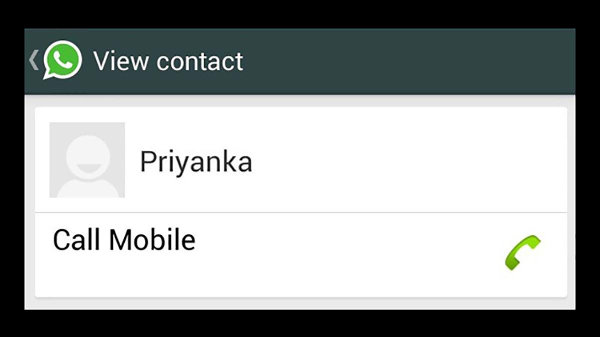 WhatsApp : Priyanka, ce « virus » qui modifie vos contacts