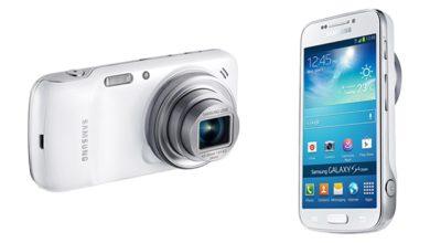 Galaxy S4 Zoom : serait-il un signe avant-coureur de l'émergence des photophones ?
