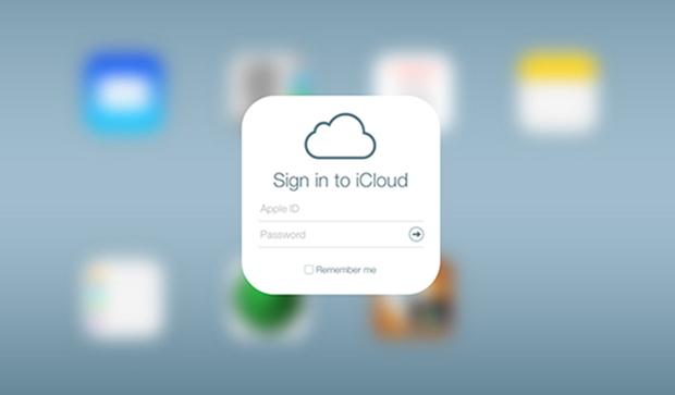iCloud : épurement de l'interface au programme