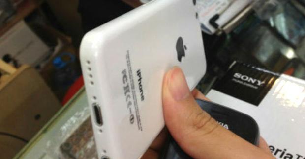 iPhone 5C : une existence confirmée par Amazon