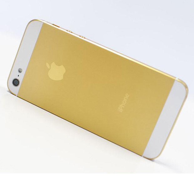 iPhone 5S : jaune, or ou « champagne » ?