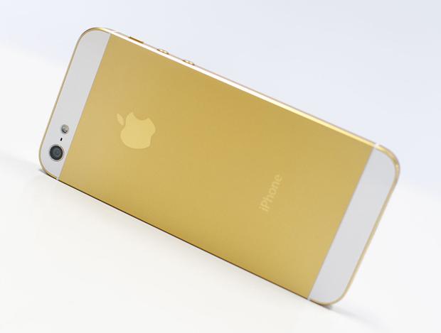 iPhone 5S : une gamme de 32 Go à 128 Go ?
