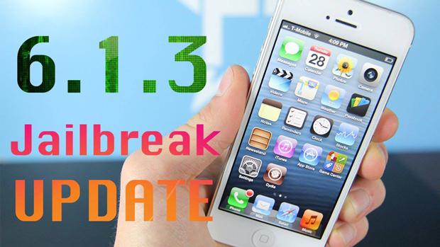Jailbreak Untethered pour iOS 6.1.3 et 6.1.4:oui, mais avec de sérieux doutes…