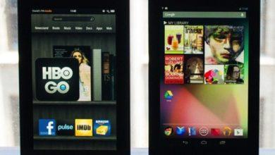 Kindle Fire HD : une offensive sur les performances