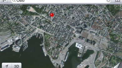 Norvège : Apple devra se passer des vues 3D destinées à la cartographie