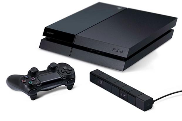 PS4 : sortie officielle pour le 29 novembre