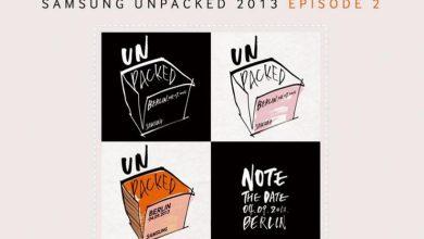 Samsung Unpacked 2013 : la Galaxy Gear sera bel et bien révélée le 4 septembre