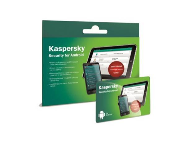 Sécurité : sortie de Kaspersky Security for Android