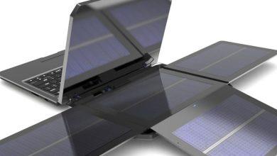 Technologie : un PC portable alimenté par le solaire, ça existe !