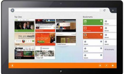 Windows 8 : arrivée de Firefox pour la fin de l'année