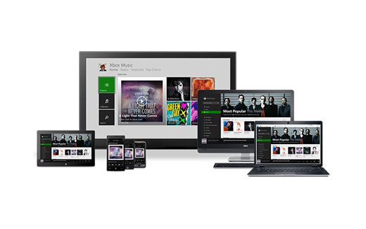 Android et iOS : Microsoft lance sa Xbox Music
