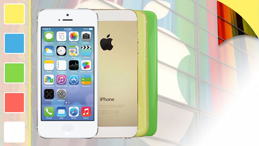 iPhone 5S et iPhone 5C : Apple bat son record de ventes