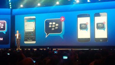 BlackBerry Messenger pour Android : une vidéo démo donne quelques éléments de réponse