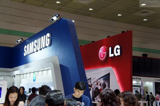 Brevets OLED et LCD : fin de la bataille judiciaire entre Samsung et LG