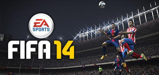 Sortie mondiale de FIFA 14 d'EA SPORTS™