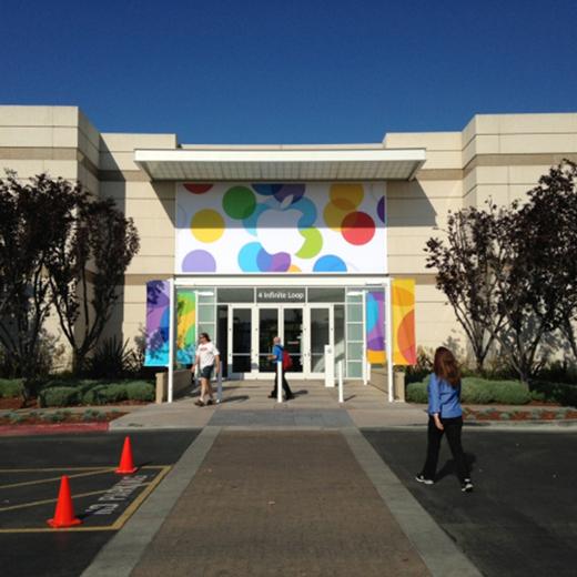 J-1 Keynote Apple : Apple en pleine préparation à Cupertino