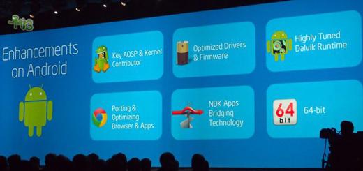 Samsung et Android prêts à passer au 64 bits ?