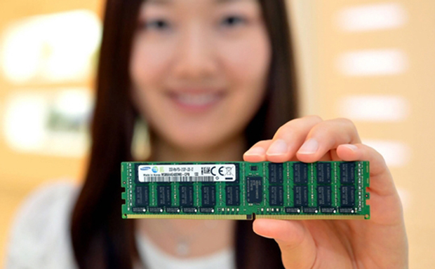 Mémoires : Samsung passe la vitesse supérieure avec la DDR4