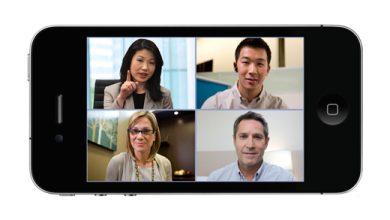 Mobilité : les appels vidéo ont de plus en plus la cote