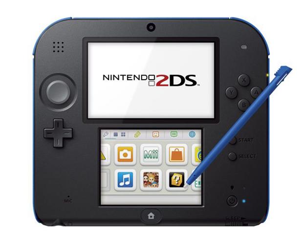 Nintendo : un 2DS pour conjurer la 3D ?