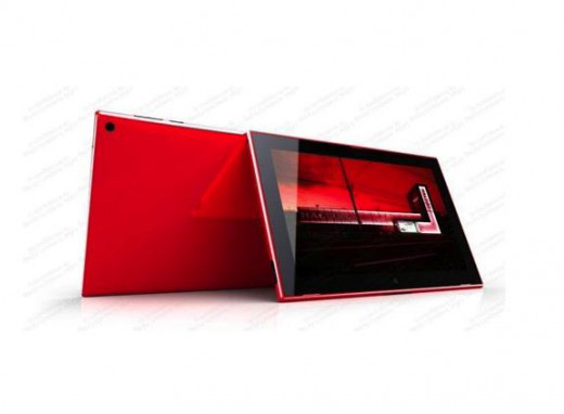 La tablette Sirius se nommerait Lumia 2520