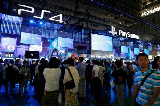 Sony espère vendre 5 millions de PlayStation 4 d'ici mars 2014