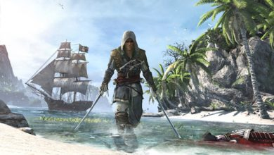 Capture d'écran du jeu Assassin's Creed 4 Black Flag / Photo Ubisoft