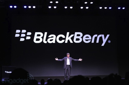 BlackBerry tenterait de négocier un rachat par Facebook