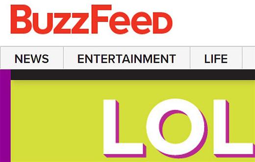 BuzzFeed bientôt en version française, espagnole et portugaise