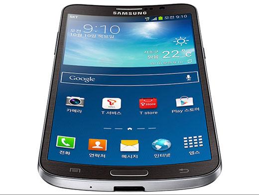 Et voici le Samsung Galaxy Round, le smartphone à écran incurvé !